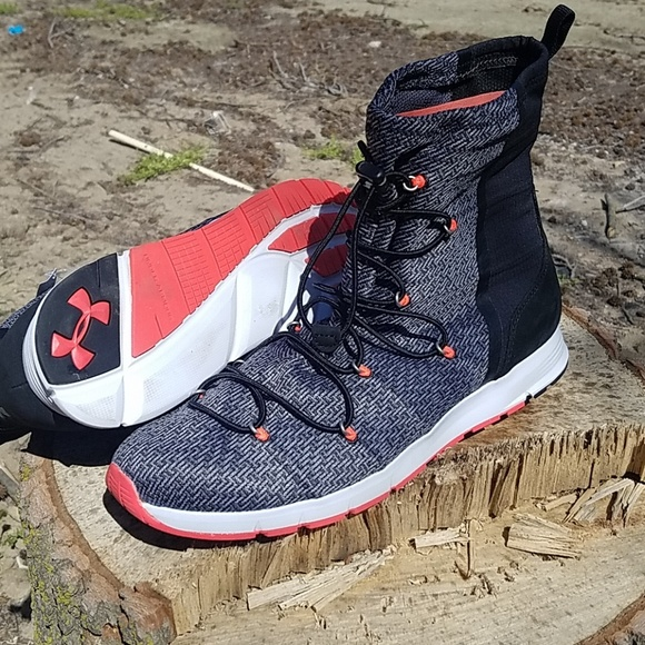 Under Armour New Hi Top Smgx Shoes